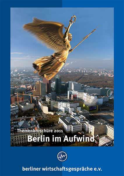 BWG Themenbroschüre 2011 Berlin im Aufwind
