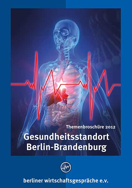 BWG Themenbroschüre 2012 Gesundheitsstandort Berlin-Brandenburg