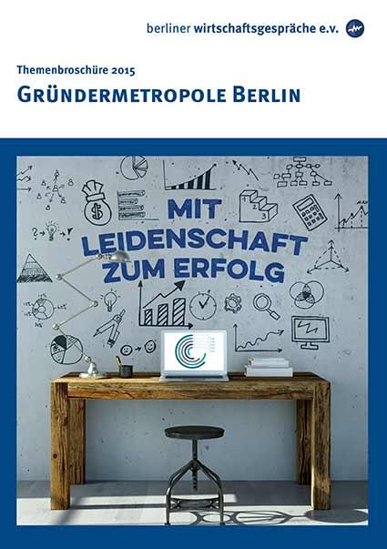 BWG Themenheft 2015 Gründermetropole Berlin