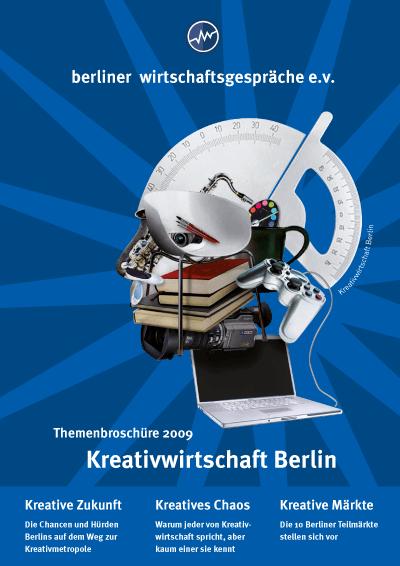 BWG Themenbroschüre 2009 Kreativwirtschaft Berlin
